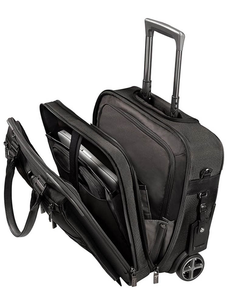 Кейс-пилот Samsonite GT Supreme Rolling Laptop Bag 16,4″ 16D-09008            09 Black/Black - фото №2