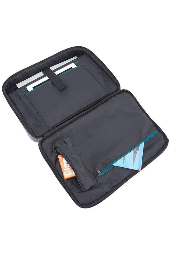Кейс для ноутбука Samsonite 16N*007 Qibyte Office Case 15.6″ 16N-01007 01 Blue - фото №3
