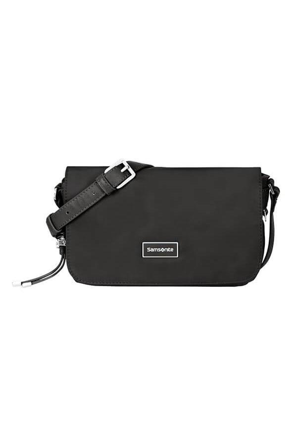 Женская сумка Samsonite 34N*028 Karissa Shoulder Bag M 34N-09028 09 Black - фото №5
