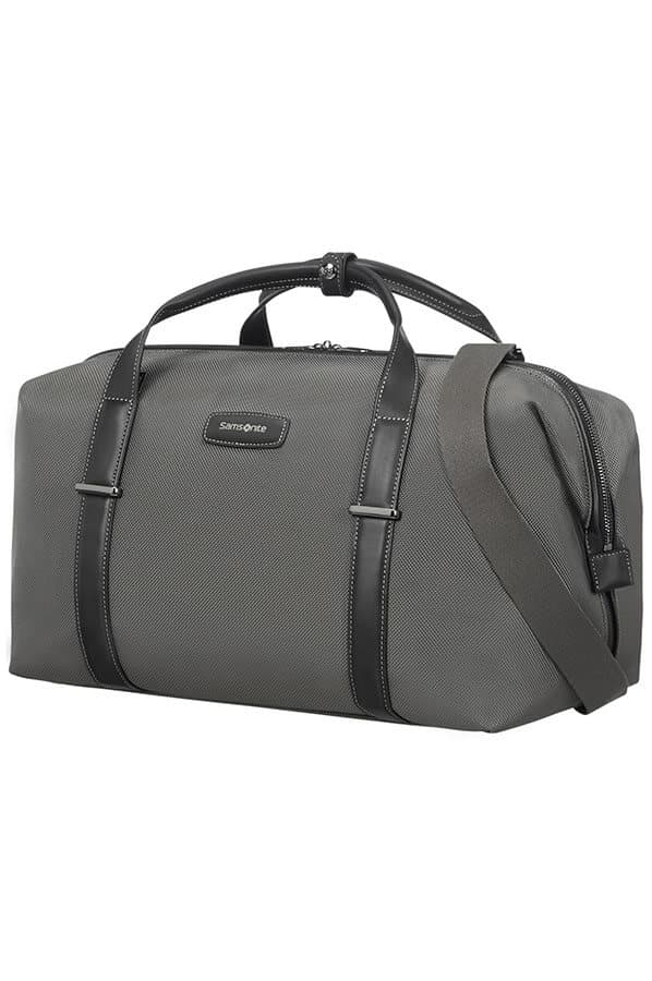 Дорожная сумка Samsonite Lite DLX SP Duffle Bag 46 см 46N-08002 08 Grey - фото №1