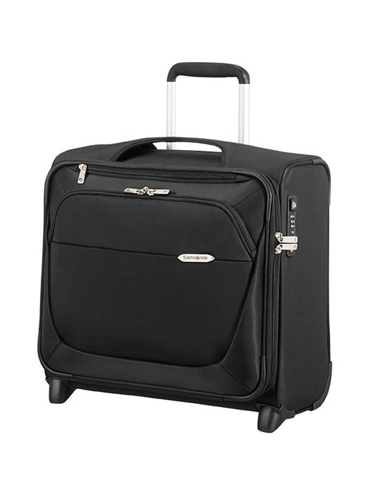 Кейс-пилот на колёсах Samsonite 39V*010 B-Lite 3 Rolling Laptop Bag 17.3″ 39D-09010 09 Black - фото №1