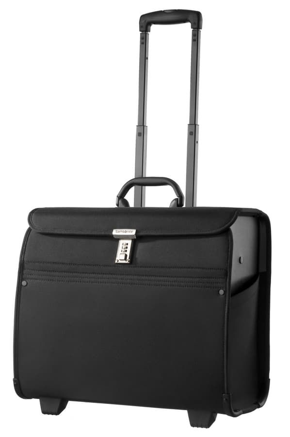 Кейс-пилот Samsonite Transit 2 Pilot Case 17″ U93-09004 09 Jet Black - фото №1