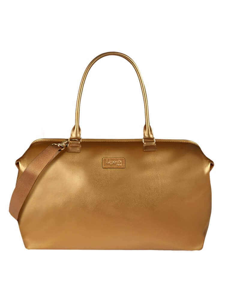 Дорожная сумка Lipault P63*002 Miss Plume Weekend Bag M P63-56002  56 Dark Gold - фото №1