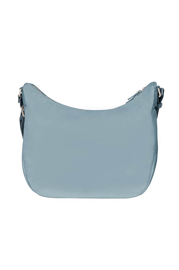 Женская сумка Samsonite 34N*016 Karissa Hobo Bag S 34N-21016 21 Dusty Blue - фото №5