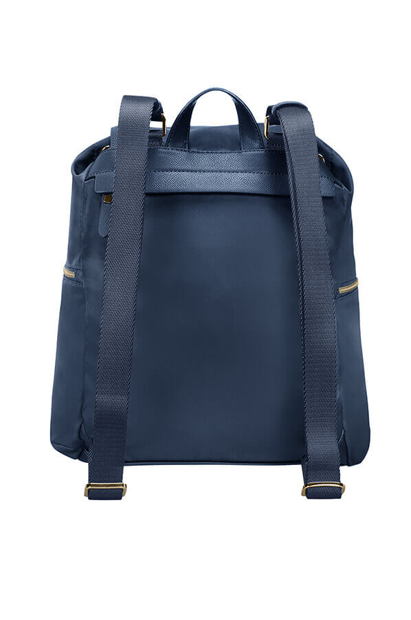 Женский рюкзак Samsonite 34N*509 Karissa Backpack 1 Pocket 34N-11509 11 Dark Navy/Ladybug - фото №4
