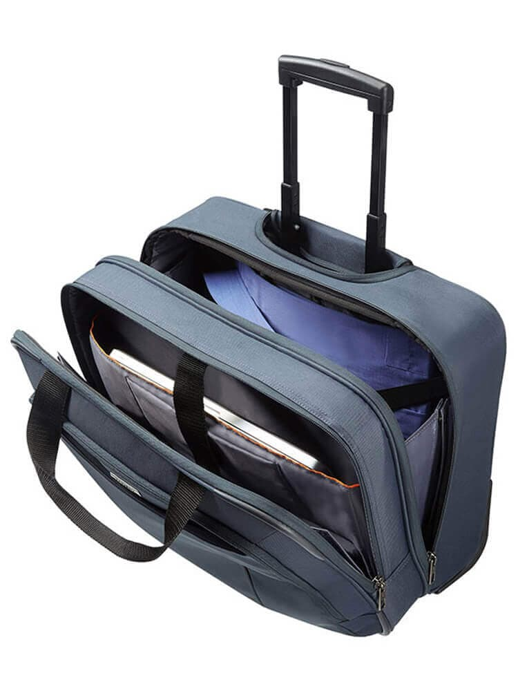 Кейс-пилот Samsonite 88U*008 GuardIT Rolling Tote 17.3″ 88U-08008            08 Grey - фото №2