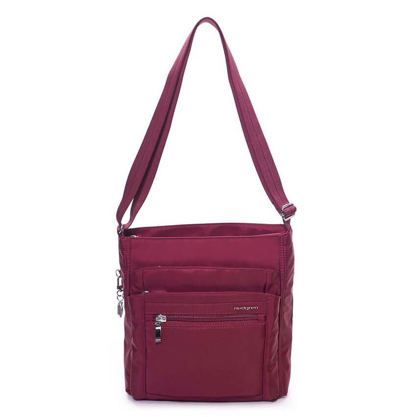 Женская сумка через плечо Hedgren HIC370 Inner City Orva Crossbody HIC370/620 620 Windsor Wine - фото №5