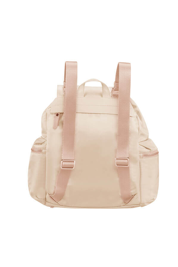 Женский рюкзак Samsonite 34N*014 Karissa Backpack 3 Pocket 2 Buckle 34N-08014 08 Light Pink - фото №3