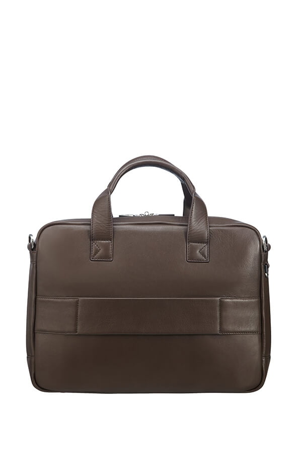 Сумка для ноутбука Samsonite Sunstone Bailhandle 14,1″ CG2-03004 03 Brown - фото №5