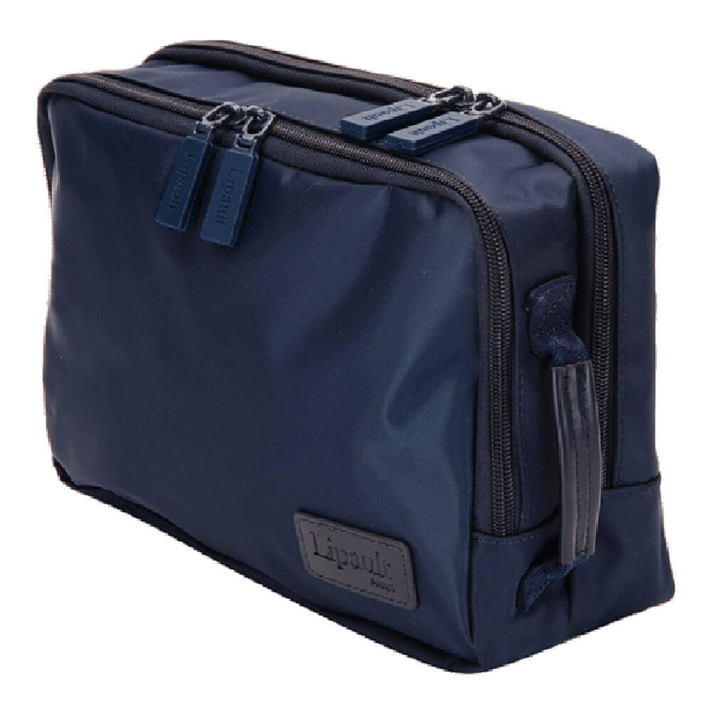 Дорожная косметичка Lipault P54*001 Plume Accessories Toilet Kit 2 Comp. P54-32001 32 Navy - фото №2