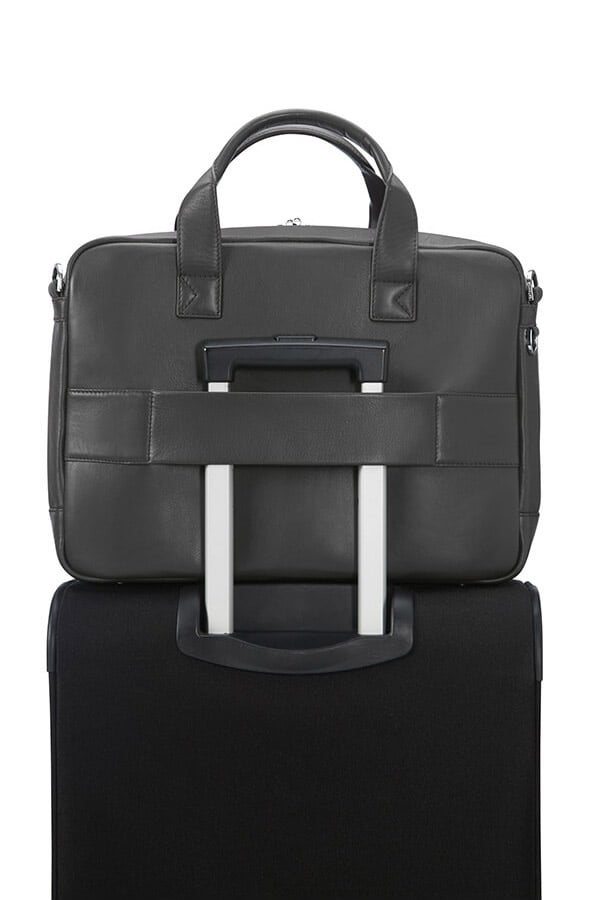 Сумка для ноутбука Samsonite Sunstone Bailhandle 14,1″ CG2-09004 09 Black - фото №6