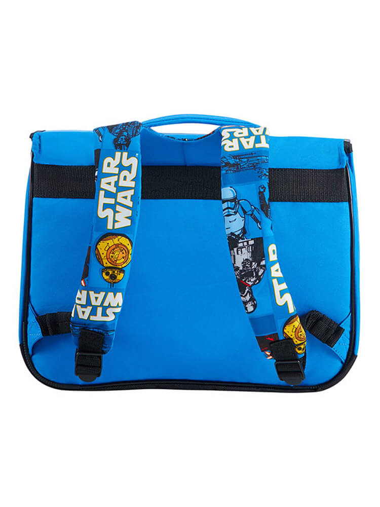 Детский ранец American Tourister 27C*017 Star Wars New Wonder School Bag 27C-11017 11 Skydiver Blue - фото №3