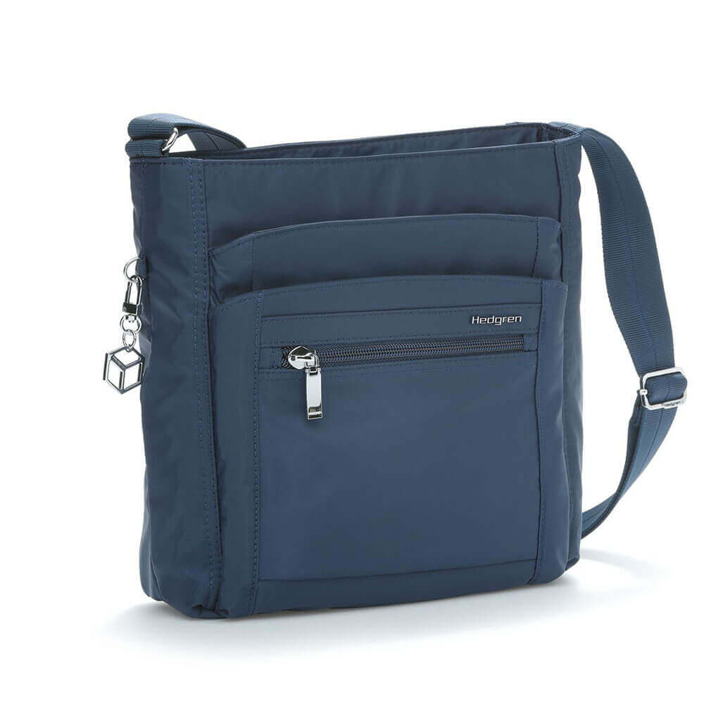 Женская сумка через плечо Hedgren HIC370 Inner City Orva Crossbody HIC370/155 155 Dress Blue - фото №1