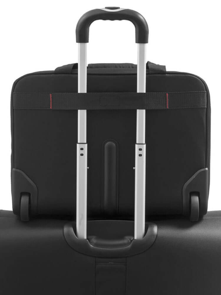 Кейс-пилот Samsonite 88U*008 GuardIT Rolling Tote 17.3″ 88U-09008            09 Black - фото №6