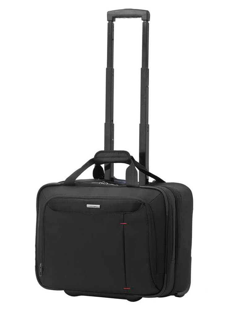 Кейс-пилот Samsonite 88U*008 GuardIT Rolling Tote 17.3″ 88U-09008            09 Black - фото №7