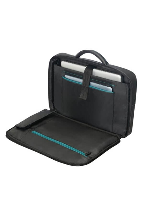 Кейс для ноутбука Samsonite 16N*007 Qibyte Office Case 15.6″ 16N-09007 09 Anthracite - фото №2