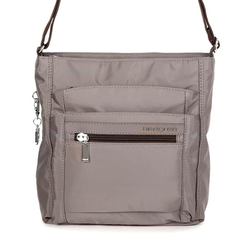 Женская сумка через плечо Hedgren HIC370 Inner City Orva Crossbody HIC370/316 316 Sepia/Brown - фото №5