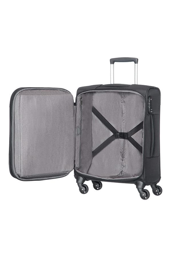 Мобильный офис Samsonite 08N*013 XBR Mobile Office Spinner 55 см 08N-09013 09 Black - фото №4