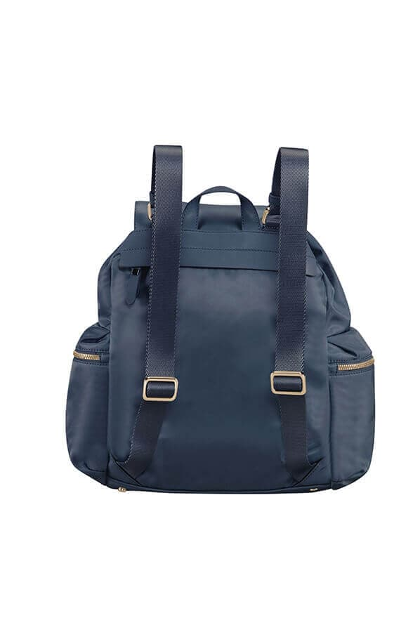 Женский рюкзак Samsonite 34N*014 Karissa Backpack 3 Pocket 2 Buckle 34N-41014 41 Dark Navy - фото №3