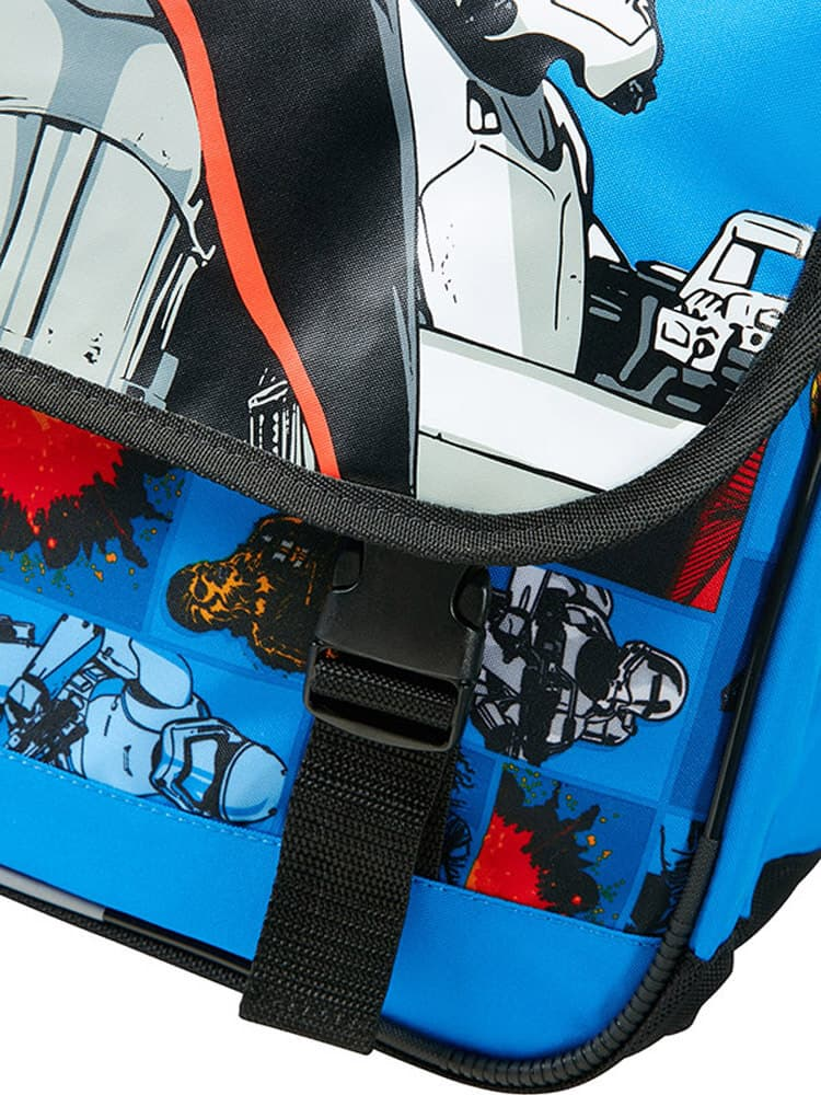 Детский ранец American Tourister 27C*017 Star Wars New Wonder School Bag