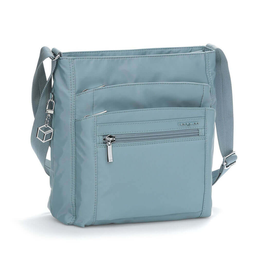 Женская сумка через плечо Hedgren HIC370 Inner City Orva Crossbody HIC370/304 304 Citadel Blue - фото №1