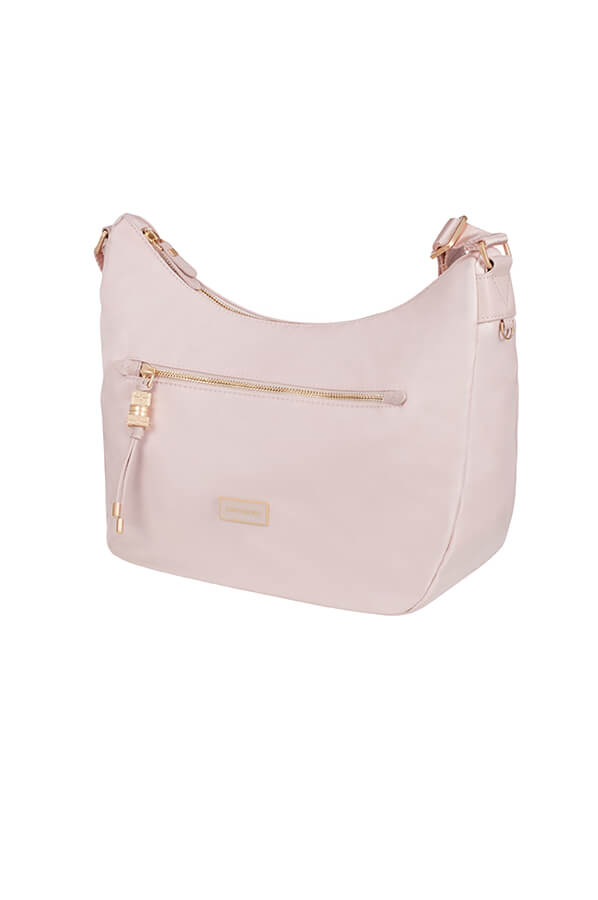 Женская сумка Samsonite 34N*016 Karissa Hobo Bag S 34N-54016 54 Light Rose - фото №1