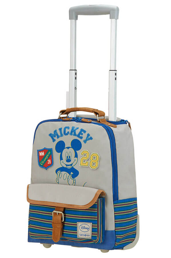 Детская сумка на колесах Samsonite 28C-08003 Disney Stylies Trolley 35,5 см 28C-08003 08 Mickey College - фото №4