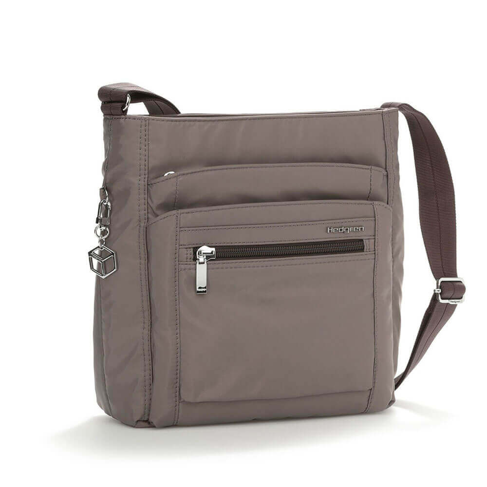 Женская сумка через плечо Hedgren HIC370 Inner City Orva Crossbody HIC370/316 316 Sepia/Brown - фото №1