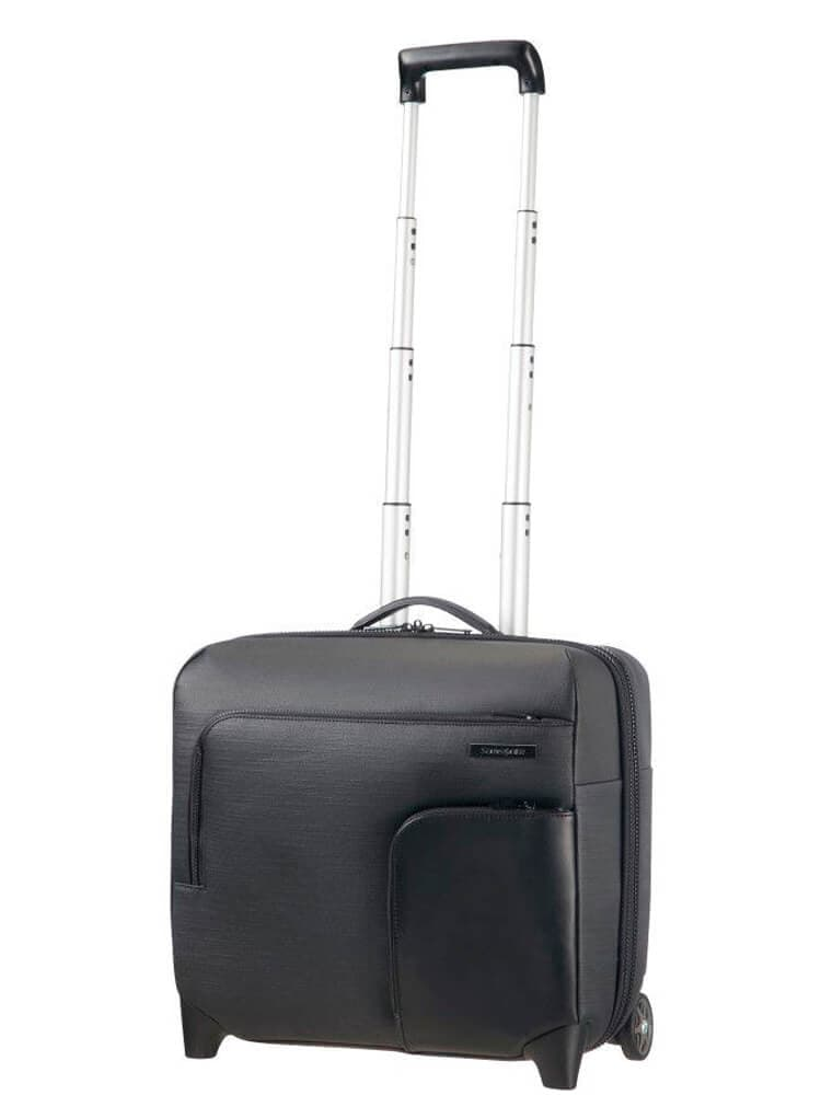 Кейс на колёсах Samsonite Memphis Rolling Laptop Bag 16″ 55N-09005 09 Black - фото №5
