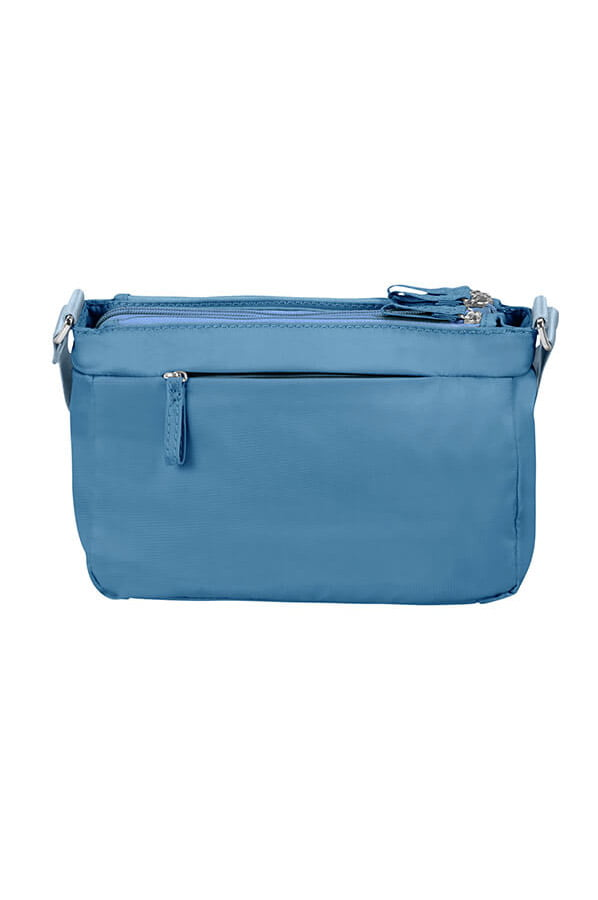 Женская сумка Samsonite 88D*007 Move 2.0 Shoulder Bag S 88D-21007 21 Dusty Blue - фото №5