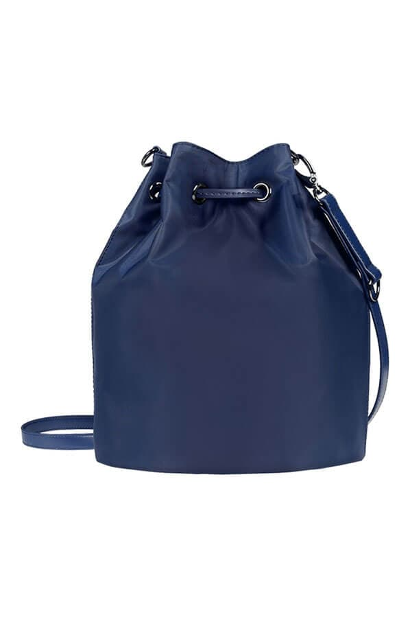 Женская сумка Lipault P51*026 Lady Plume Bucket Bag S P51-32026 32 Navy - фото №3