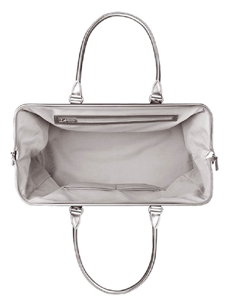 Дорожная сумка Lipault P63*002 Miss Plume Weekend Bag M P63-48002 48 Silver - фото №2