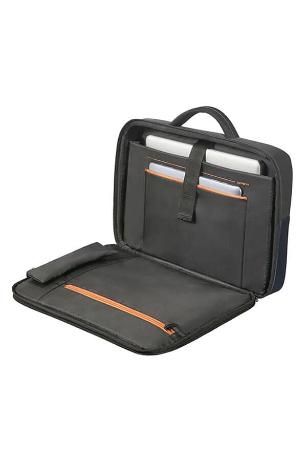 Кейс для ноутбука Samsonite 16N*007 Qibyte Office Case 15.6″ 16N-01007 01 Blue - фото №2
