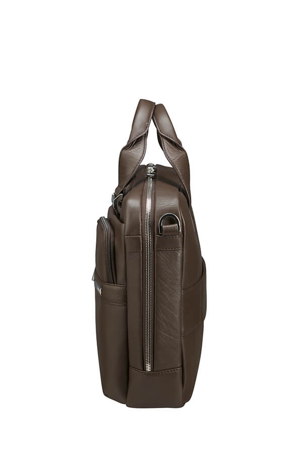 Сумка для ноутбука Samsonite Sunstone Bailhandle 14,1″ CG2-03004 03 Brown - фото №7