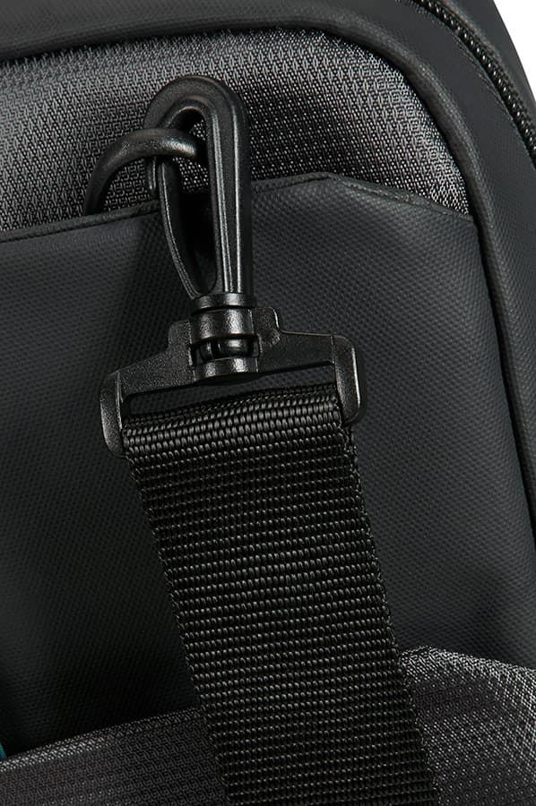 Кейс для ноутбука Samsonite 16N*007 Qibyte Office Case 15.6″ 16N-09007 09 Anthracite - фото №4