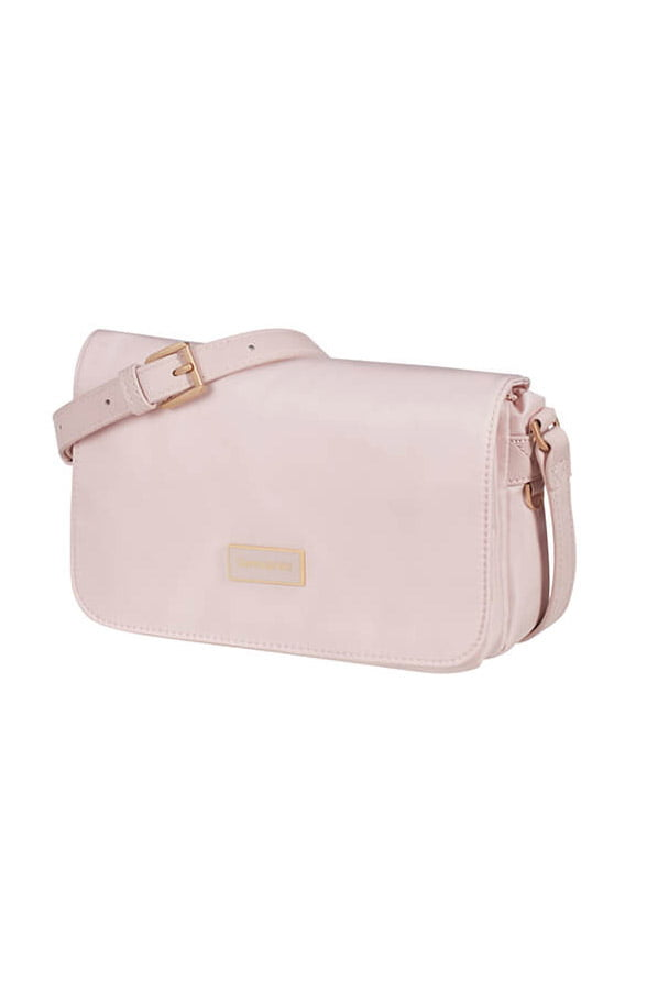 Женская сумка Samsonite 34N*028 Karissa Shoulder Bag M 34N-47028 47 Rose - фото №1