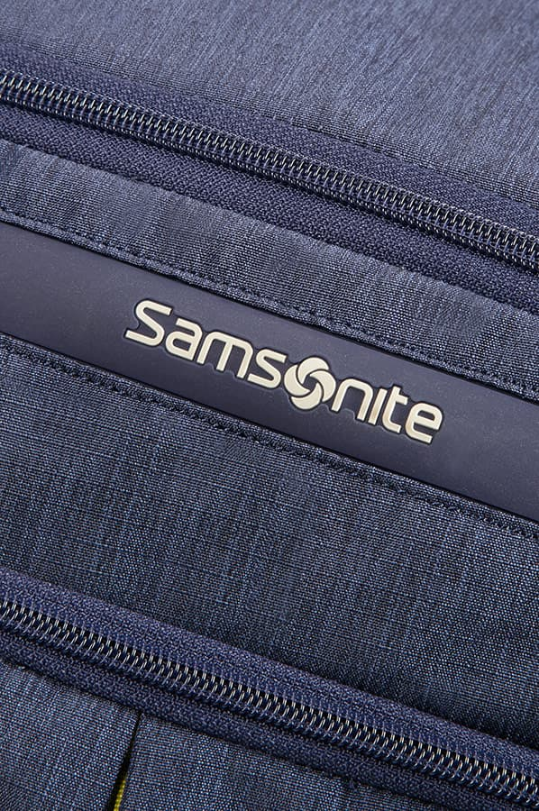 Дорожная сумка Samsonite 10N*006 Rewind Duffle Bag 55 см 10N-11006 11 Dark Blue - фото №6