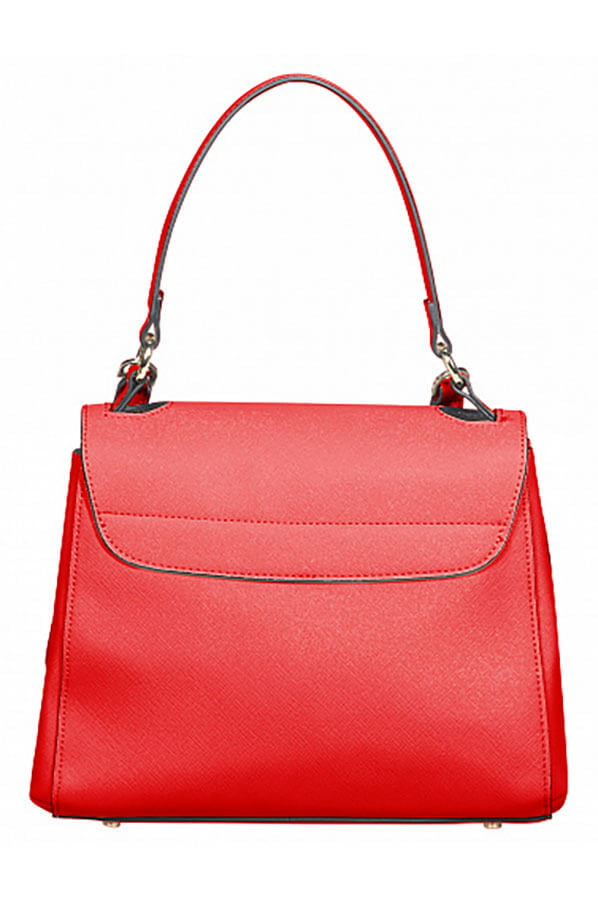 Женская сумка Samsonite Miss Journey Hand Bag CA2-50006 50 Scarlet Red - фото №3