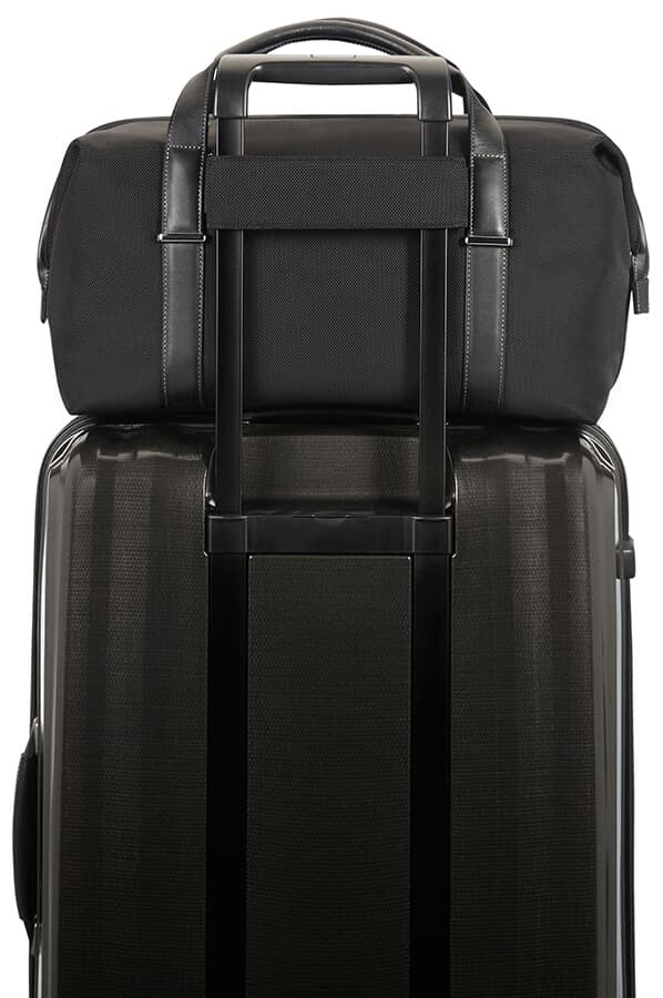 Дорожная сумка Samsonite Lite DLX SP Duffle Bag 46 см 46N-09002 09 Black - фото №12