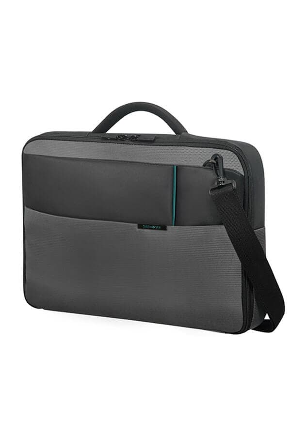 Кейс для ноутбука Samsonite 16N*007 Qibyte Office Case 15.6″ 16N-09007 09 Anthracite - фото №1