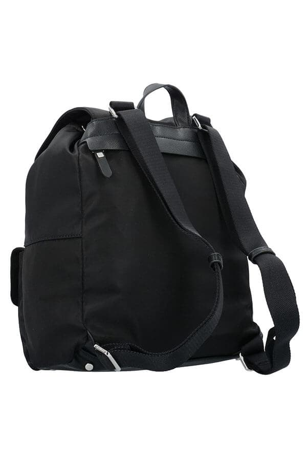 Женский рюкзак Samsonite 34N*008 Karissa Backpack 2 Pockets 34N-09008 09 Black - фото №6