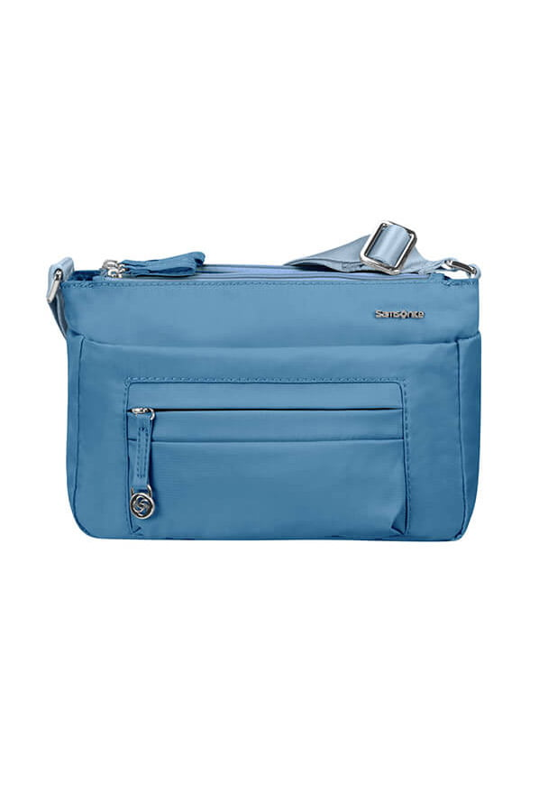 Женская сумка Samsonite 88D*007 Move 2.0 Shoulder Bag S 88D-21007 21 Dusty Blue - фото №4