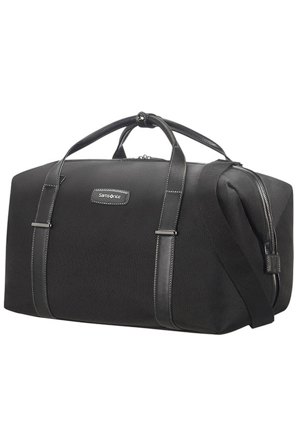 Дорожная сумка Samsonite Lite DLX SP Duffle Bag 46 см 46N-09002 09 Black - фото №1