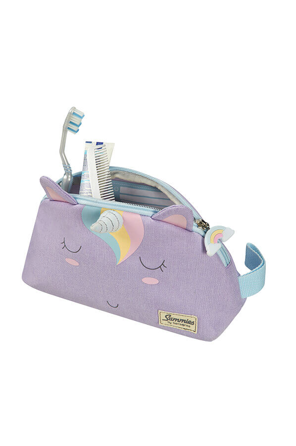 Детская косметичка-пенал Samsonite Happy Sammies Unicorn Lily Toiletry Bag (91 Unicorn Lily)