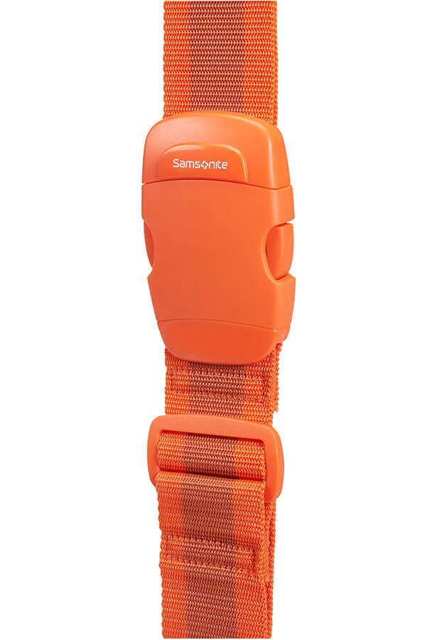 Багажный ремень Samsonite Global TA Luggage Strap 50 мм CO1-96056 96 Orange - фото №1
