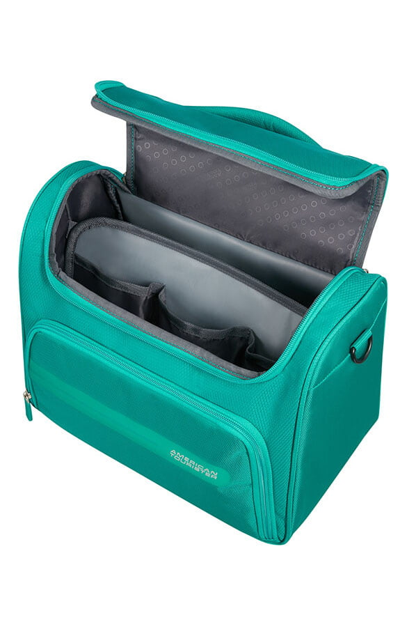 Бьюти-кейс American Tourister Summer Voyager Beauty Case 29G-21008 21 Peacock - фото №2