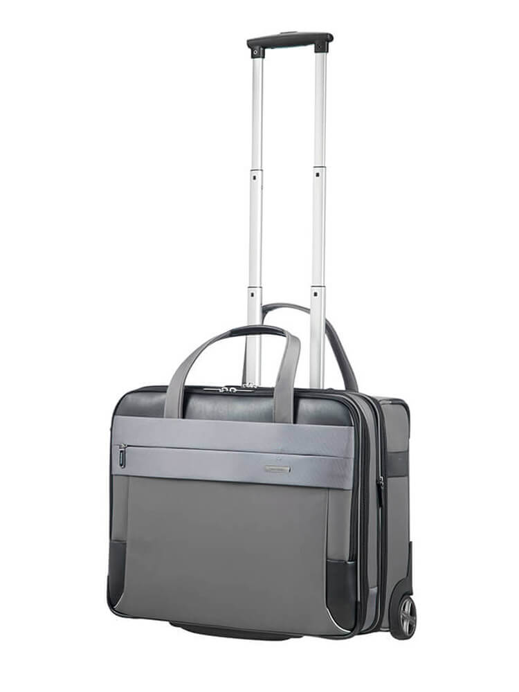 Бизнес-кейс Samsonite Spectrolite 2.0 Rolling Laptop Bag 17,3″ CE7-18009 18 Grey - фото №6